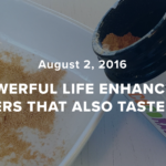 Powerful life enhancing powders that also taste great!