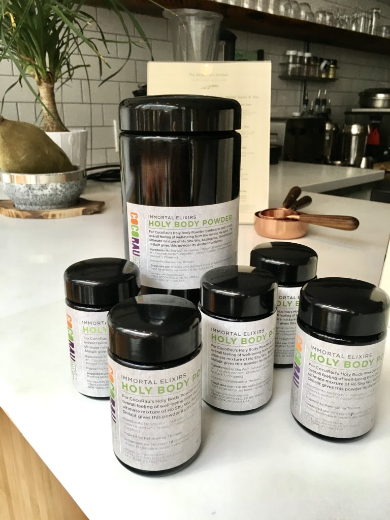 adaptogens holy body powder power
